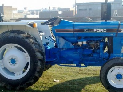 History of EURO Ford Tractors in Pakistan