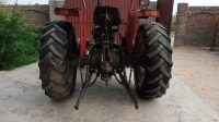 Massey260 2010 model with front blade 2019 model