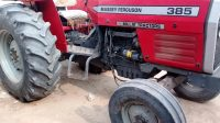 M_f 385 tractor model 20018 for salee