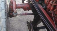Belarus 510 model 2006 with front blade for sale
