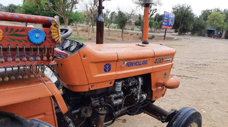 Nh 480 model 2012 for sale