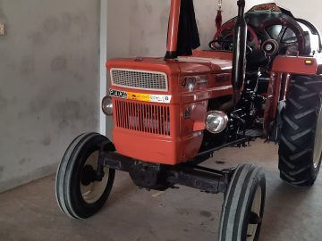 Fiat NH 480 Tractor Model 2017