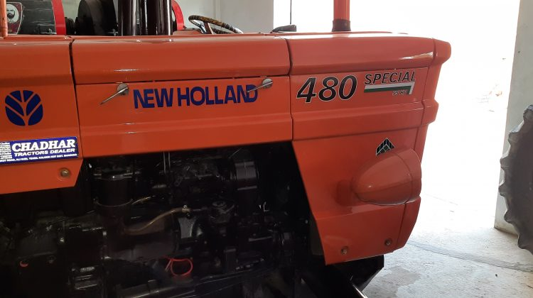 NH 480 model 2021 For Sale