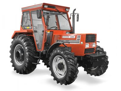 Tumosan Tractor 4WD 2021 Model 8095 specifications Price In Pakistan