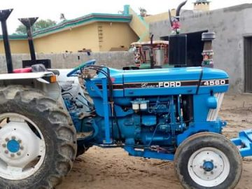 Euro ford tractor 4560 model 2020 For Sale
