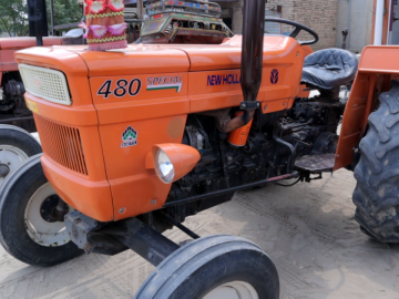 Fiat NH 480 Used Tractor Model 2013 For Sale