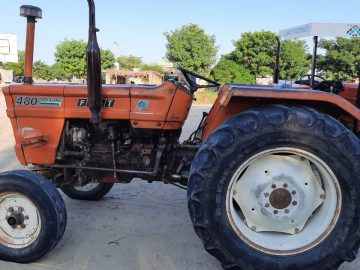 Fiat 480 Tractor Model 2000 For Sale